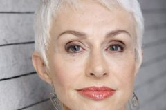 Short hairstyles for women over 60 for 2020