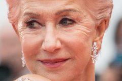 Hairstyles for older women halen mirren hair cut 2020