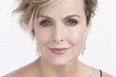Asymmetrical short haircut 2019-2020 melora hardin hairstyle