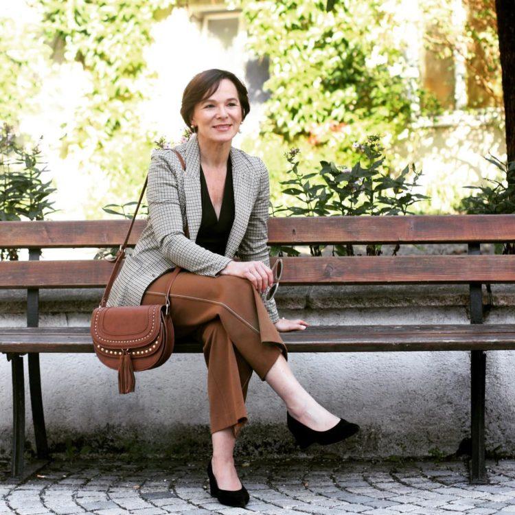 Гардероб для женщины после 55 лет