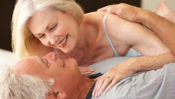 Возраст влияет на желание заниматься любовью