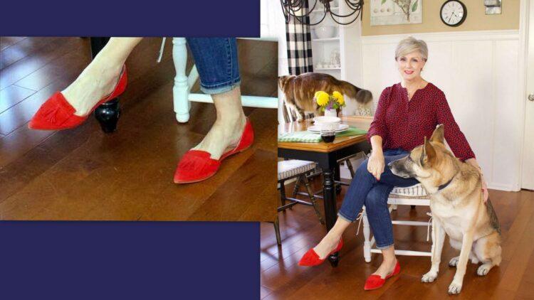 Обувь для женщин 55+