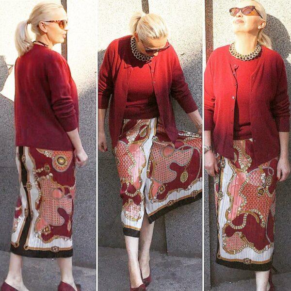 Идеальный стиль для женщин 50-60